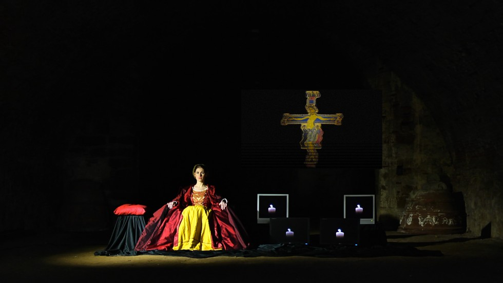 Marcantonio Lunardi, The Idol, video, 2014