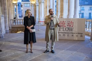 Gallery Vernissage Flow Basilica Palladiana vicenza